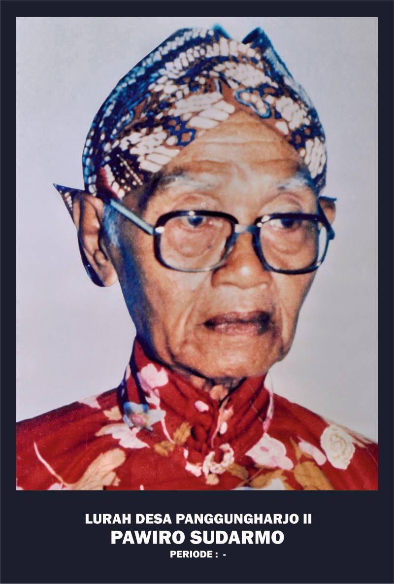 Sejarah Desa - Panggungharjo