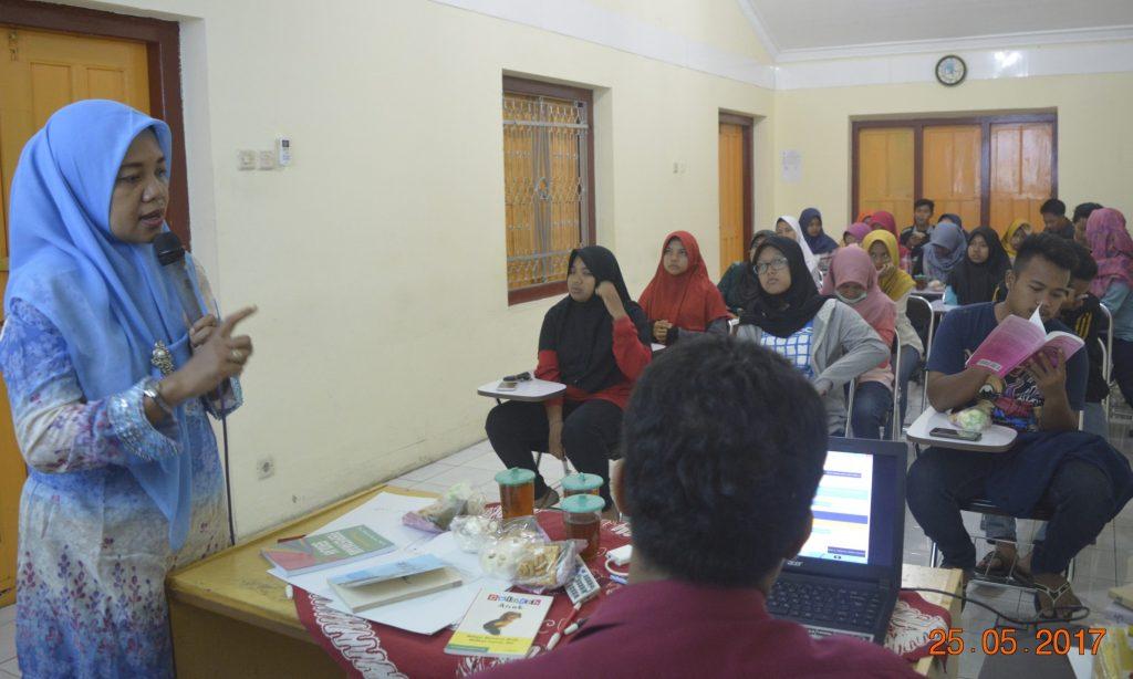 Workshop Pengelolaan Perpustakaan